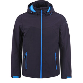 Icepeak Lukas Softshell Jacket Men black